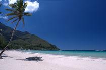 A Deserted Beach