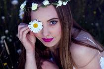 Flowers for Eyes von Monica Pronk