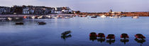 St Ives Harbour, Cornwall, UK. von Tom Hanslien