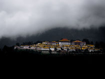 Tawang monastery by Will Berridge