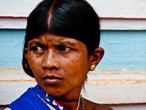 Tribal Girl by Will Berridge