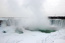 Horseshoe Falls at Niagara Falls, Canada by Julian Sheen