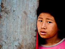 Girl from Tawang by Will Berridge