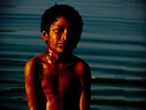 Indian Boy by Will Berridge