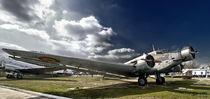 Junkers Ju-52/3m von Pablo Vicens