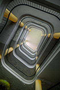 Groovy Staircase by David Pinzer