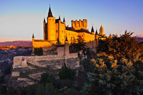Alcázar de Segovia von Jose María Palomo de la Fuente