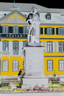 Popart - City Bonn - Part XI von Andre Pizaro