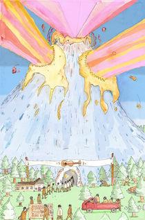 The Mountain von Nate Draws