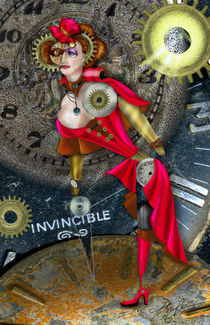 Invincible Queen von Alma  Lee