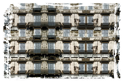 Fassade-venedig
