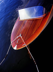 Classic boat by Benny Pettersson