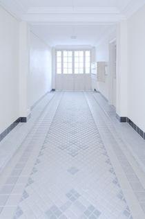 Corridor, Paris, France.