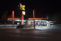 Sonic Fast Food, Roswell, New Mexico. by Tom Hanslien