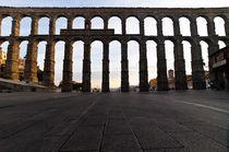 El Acueducto de Segovia by Jose María Palomo de la Fuente