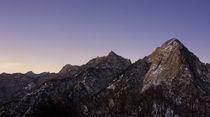 Insubong and Baegundae Peaks