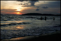 krabi sunset by Arnold Jerocki