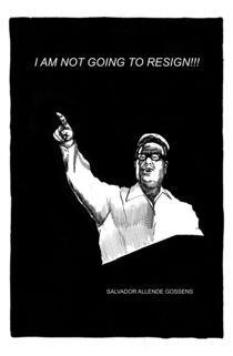 I am not going to Resign von LUIS GUERRA