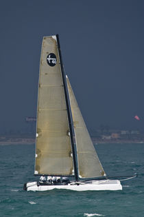Catamaran by Ignacio Baixauli Quiles