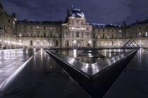 Louvre von Arnold Jerocki
