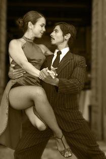 Tango 1 Buenos Aires La boca by Leandro Bistolfi