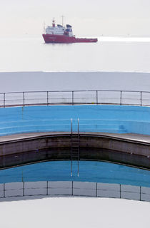 Jubilee Pool-3002, Penzance  by Mike Greenslade