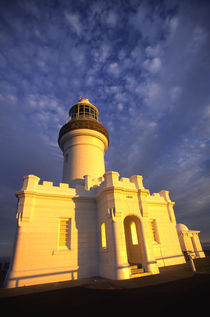 Cape Byron Lighthouse von Mike Greenslade