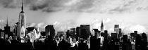 Manhattan Skyline by Mark Wilson