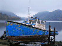 Old Lobster Boat von Paul Lemke