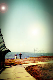 Hope -The Ocean Side View- von Shakunetsu O.