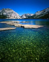 Pristine Lake Tenaya von Paul Lemke