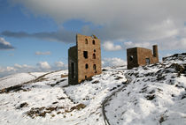 Wheal Coates Snow by Mike Greenslade