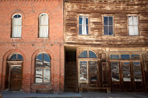 Old abandoned Wild West building - Bodie, California