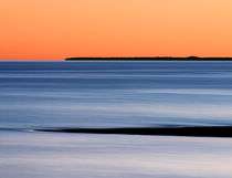 Lake Michigan In Twilight by Paul Lemke