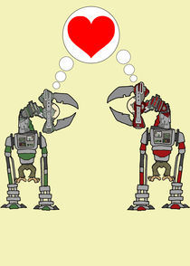 Robot Love von Peter  Grigoriadis