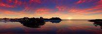 Sunset on My Sea of Dreams