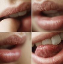 Lips by weronika mamot