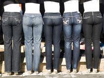 Blue Jeans von James Menges