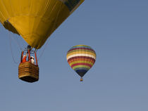 Hot Air Balloons by James Menges