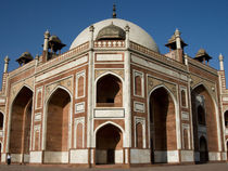 Humayun's Tomb, New Delhi, India von James Menges