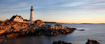 Morning At The Portland Head Light von Paul Lemke