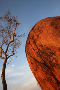 Devil's Marbles von Mike Greenslade