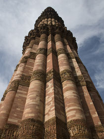Qutub Minar, Delhi, India von James Menges