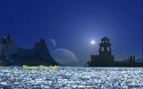 Marmoras Mine Light von David Jackson