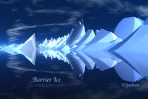 Barrier Ice by David Jackson