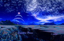 Sapphire Prime von David Jackson