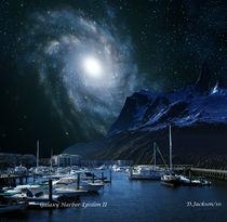 Galaxies Edge Harbor von David Jackson
