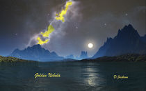 Golden Nebula - Earthsea von David Jackson