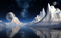 Iceworld by David Jackson