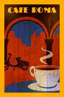 Cafe Roma von Benjamin Bay